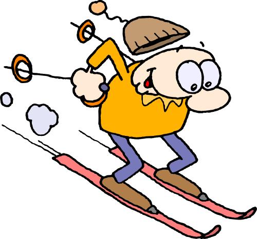 skier-clipart